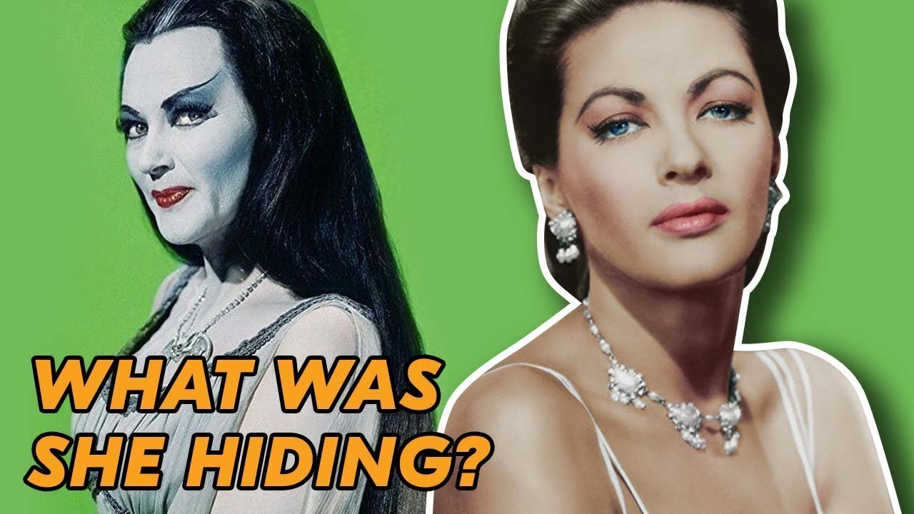 Download Little-Known Facts About Yvonne de Carlo (Lily Munster)