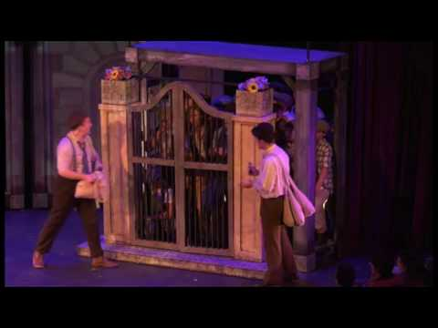 """""""Carrying The Banner"""" (Newsies) - Kelsey Theatre"""