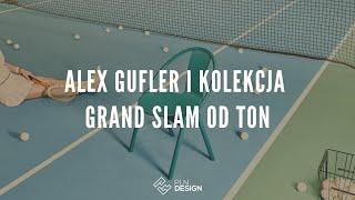Szukasz ciekawych krzeseł? Kolekcja Grand Slam od TON!