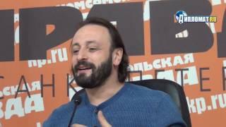 Пресс-конференция Ильи Авербуха
