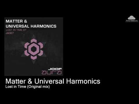 JA 027 Matter & Universal Harmonics   - Lost in Time (Original mix) [Various]