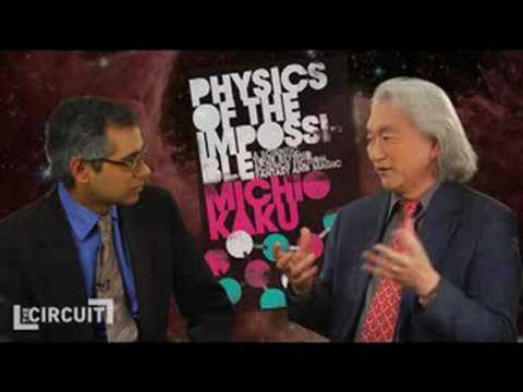Michio Kaku Mini Black Holes and the Large Hadron Collider