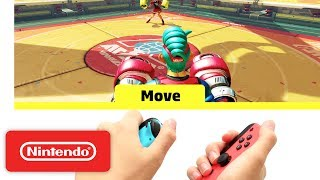 Download ARMS: Movement 101 - Nintendo Switch Mp3 and Videos