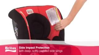 Детское автокресло Britax FIRST CLASS Plus(Автокресла для детей подобрать достаточно сложно, когда стоит выбор какое лучше подходит, на какой бренд..., 2014-05-11T18:33:50.000Z)
