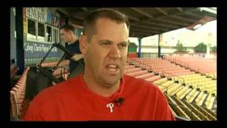 2009: R-Phils Pitching Review with Steve Schrenk: Part 1