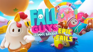 Fall Guys EPIC FAILS | Fall Guys Funny Moments