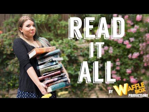 Read It All (Taylor Swift Parody) by WaffleBox