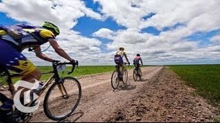 Cyclists Take On the Dirty Kanza 200 - Grinding on the Gravel | The New York Times