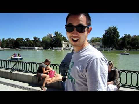 I'm a tour guide in Spain! | Paul J. Kim