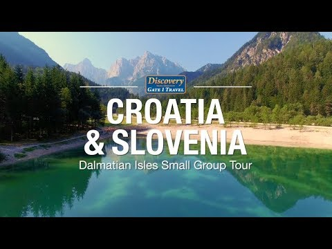 Discovery Tour of Croatia and Slovenia
