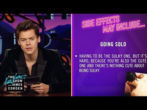 Thumbnail: Side Effects May Include w/ Harry Styles