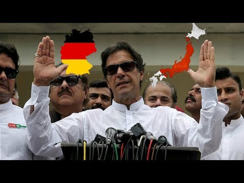 Pakistani PM Talks About 'border Region Of Germany & Japan'… Oops!