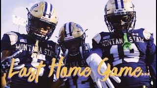 Last Home Game...Montana state football 2018