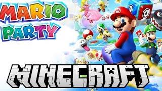 НОВЫЙ СЛОЖНЫЙ ПАРКУР - Minecraft MARIO PARTY (Mini-Game)