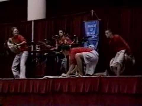 2002 Colts Cymbal Ensemble - 2nd