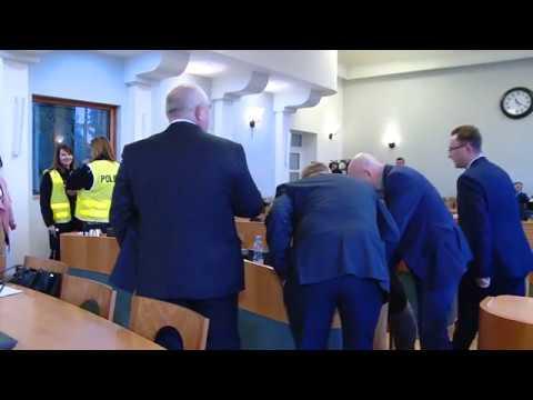 TKB – Przerwane obrady – 20.05.2017