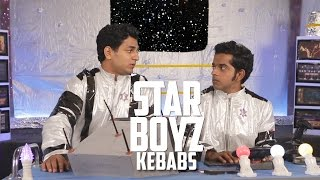 3 South Indian Boys in Space | Star Boyz | KEBABS #LaughterGames