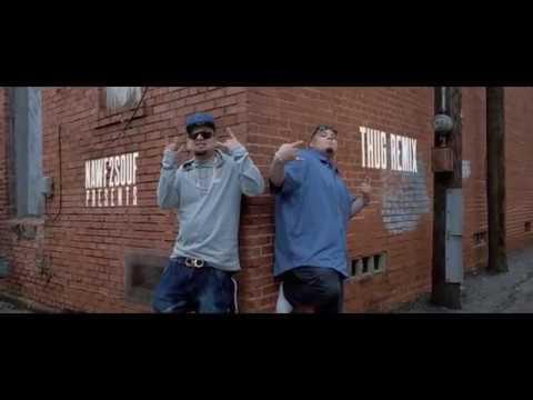 Big Lou & Young T - Thug Remix - Xclusiv World Premiere