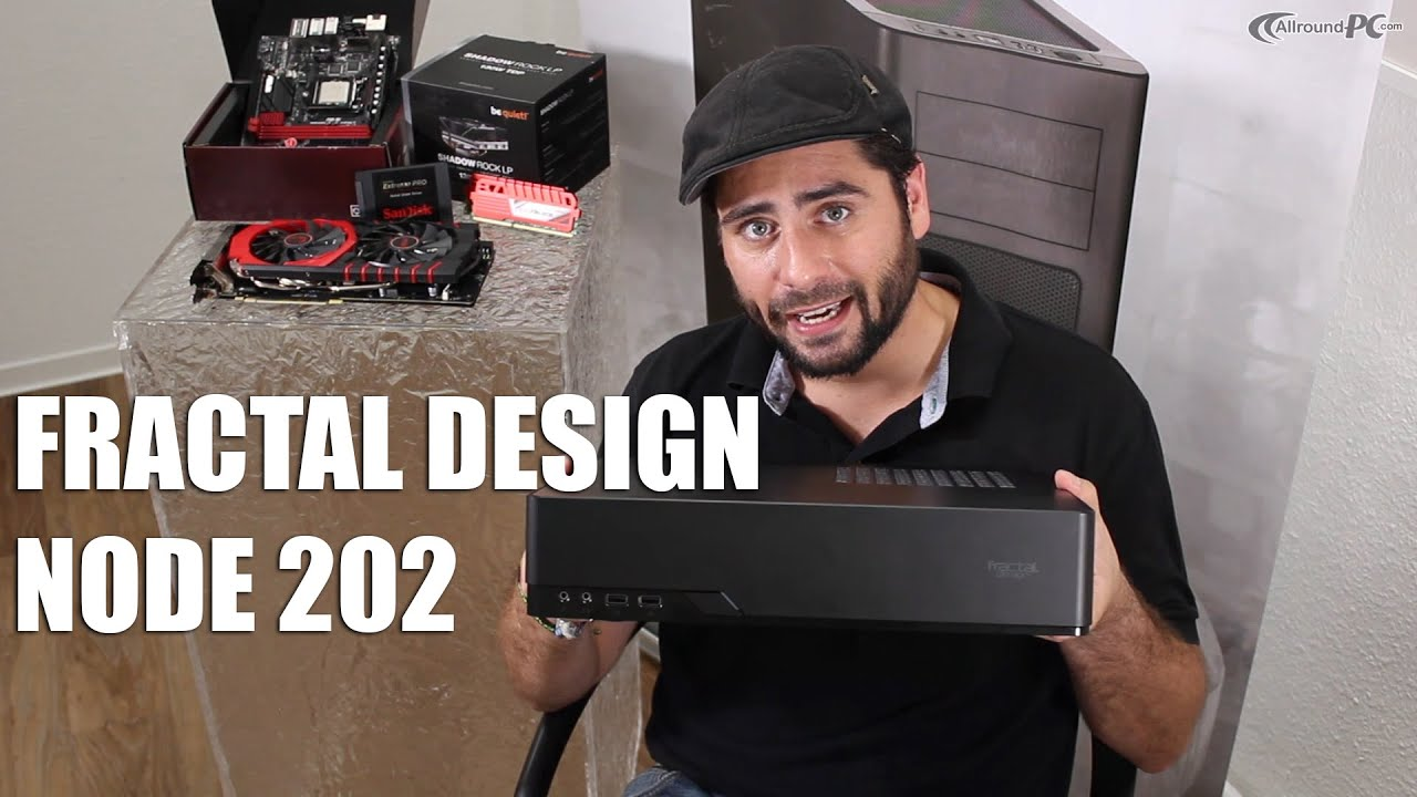 Fractal Design Node 202