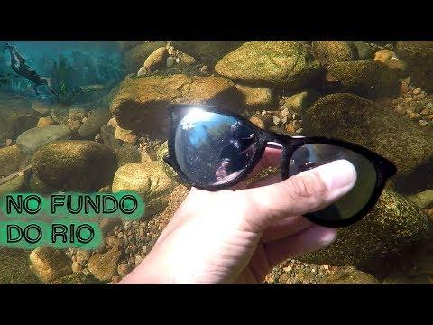 NO FUNDO DO RIO HÁ MUITOS OBJETOS PERDIDOS (RIVER TREASURE)