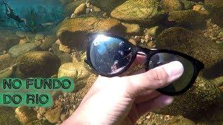 MUITOS OBJETOS ENCONTRADOS NO FUNDO DO RIO (RIVER TREASURE)