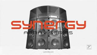 The Synergy Array Series By Yorkville Sound