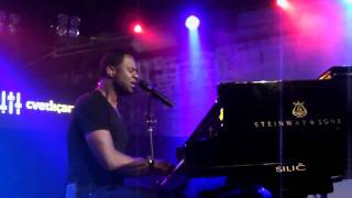 Brian Mcknight medley Still In Love, Still, Rest Of My Life, Anytime in Slovenia