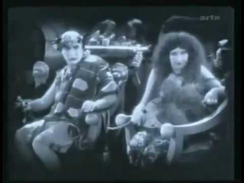 1923: Nazimova's Salomé from Oscar Wilde's play