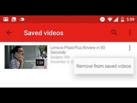HOW TO SAVE OFFLINE VIDEOS ON YOUTUBE AT PC/LAPTOP