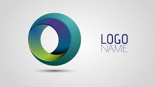 Adobe Illustrator Tutorials | How To Create Full 3D Logo Design 01