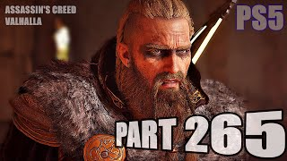 Assassins Creed Valhalla - PART 265 - Full Game Walkthrough (No Commentary)