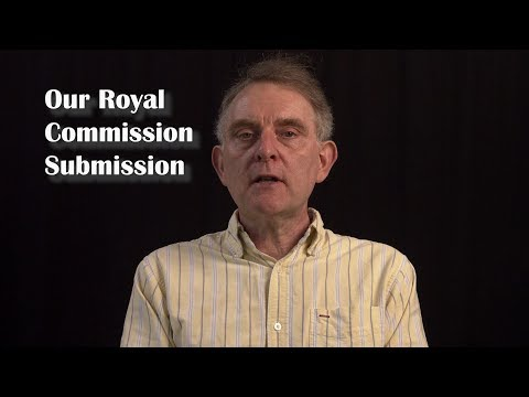 Our Royal Commission Submission
