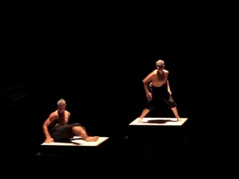 Sydney Dance Company 'Cacti' - Pilbeam Theatre 2 July 2016
