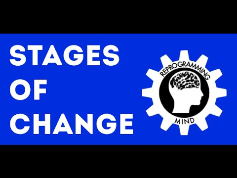 Prochaska: Stages Of Change