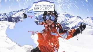 Hotel Villaggio San Giusto*** Falcade (Veneto) SPECIALE OTA VIAGGI