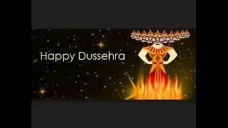 Happy Dasara/Vijayadashmi Greetings 2017,Happy Dussehra Wishes, E-cards,Quotes WhatsApp Video#2