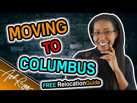 Moving To Columbus, Ohio: Relocating To Columbus, Ohio | #AskRigs (Sharyn Rigsbee)