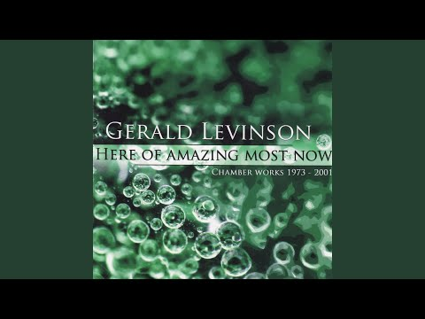 Here of Amazing Most Now: IV