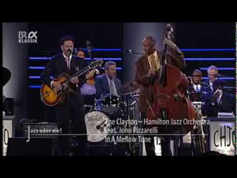 The Clayton Hamilton Jazz Orchestra feat  John Pizzarelli – Jazzwoche Burghausen 2011