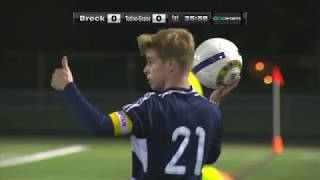 Totino-Grace vs. Breck Section Boys High School Soccer