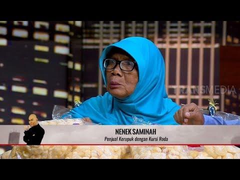 Kisah Nenek Saminah, Penjual Kerupuk Berkursi Roda | HITAM PUTIH (17/07/19) Part 2