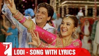 "Lyrical: ""Lodi"" - Full Song with Lyrics - Veer-Zaara"