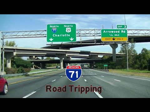 "Road Trip #26: I-77 Charlotte ""The Queen City Boomerang"""