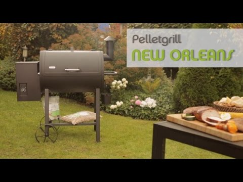 tepro pelletgrill new orleans youtube. Black Bedroom Furniture Sets. Home Design Ideas