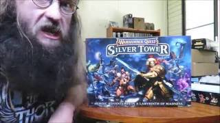 Warhammer Quest: Silver Tower - Cracking Unboxing