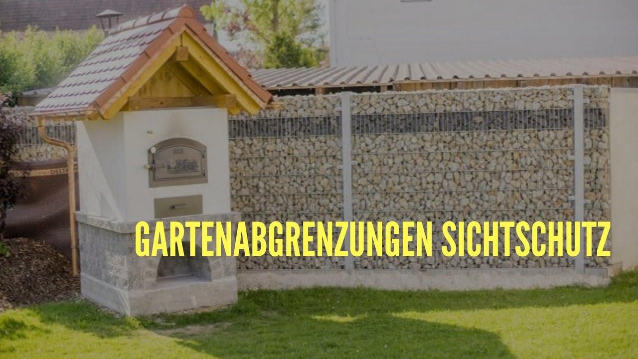 Awesome Gartenabgrenzungen Aus Stein Photos - Farbideen fürs ...