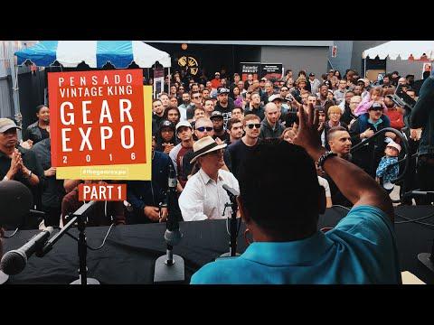 Gear Expo Part 1 – Pensado's Place #268