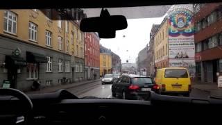 Driving through Copenhagen 2015
