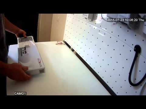 Как установить видеонаблюдение в подъезде своими руками