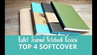 Top 4 Favorite! | A5 SOFTCOVER Bullet Journal Notebooks Approved by Stationery Nerd! screenshot 4